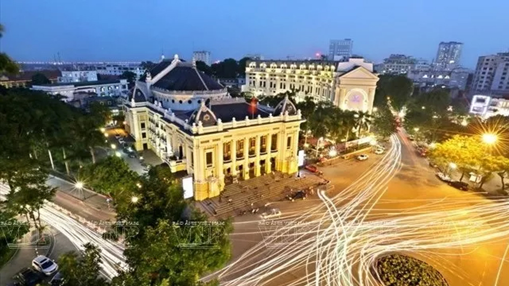 Hanoi listed among top 25 global destinations