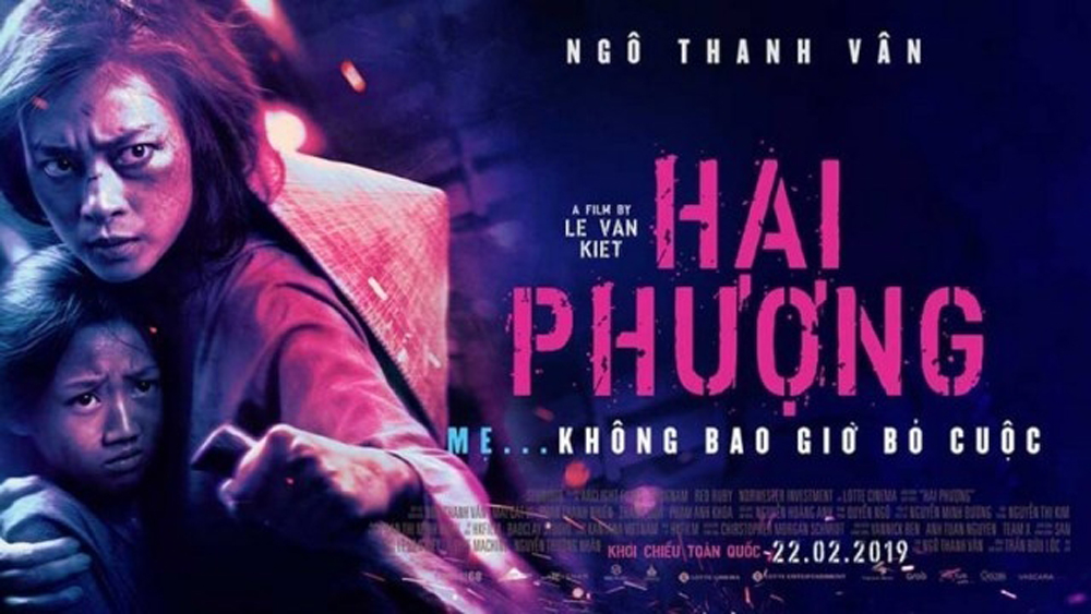 'Hai Phuong' established as highest-grossing film of Vietnamese cinema