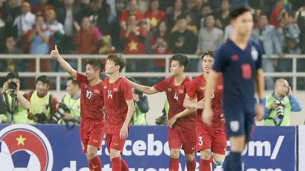 International media praise Vietnam U23s after win over Thailand