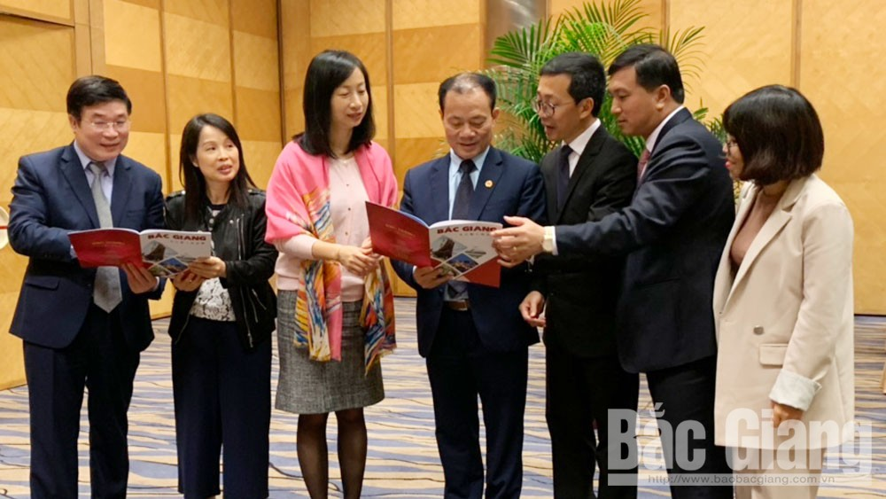 "Bac Giang province attends ""Neighboring countries 'Mayors 'Visiting program"" in Macau SAR"
