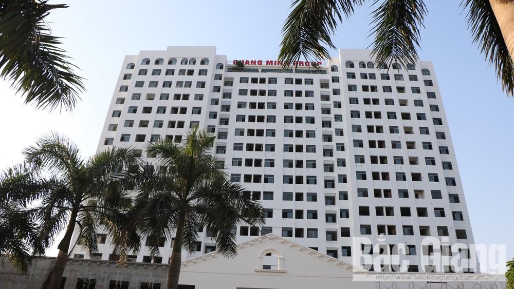 mua nhà ở xã hội, Bắc Giang, chính sách, tín dụng, ngân hàng