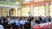 HĐND huyện Yên Dũng (Bắc Giang) thông qua các nghị quyết về sáp nhập, đổi tên đơn vị hành chính cấp xã