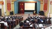 Huyện Lục Nam triển khai quy trình sáp nhập thôn, tổ dân phố