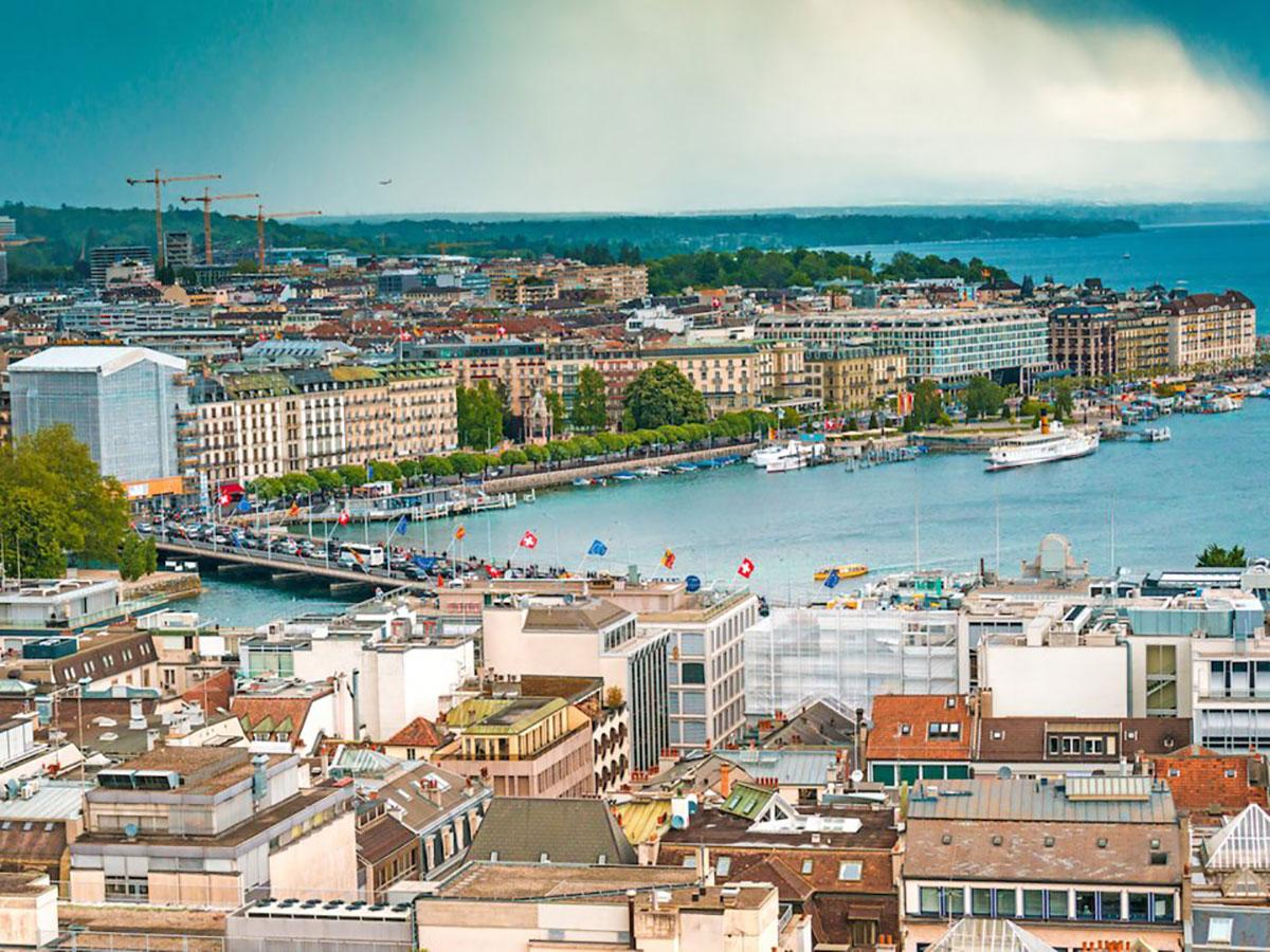 Thành phố đáng sống nhất thế giới, Thụy Sĩ, Đức