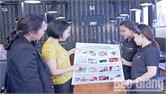 Quản lý thức ăn đường phố tại TP Bắc Giang dần đi vào nền nếp