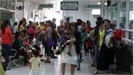 Trẻ nhập viện tăng đột biến do nắng nóng