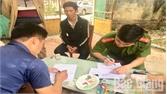 Công an huyện Lạng Giang bắt đối tượng tàng trữ trái phép ma túy