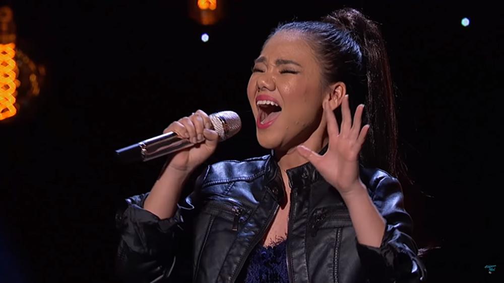 Vietnamese teen continues to make a splash in American Idol