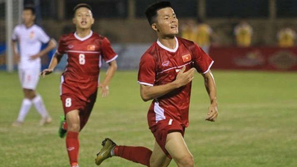 Vietnam beat China 1-0 to set up final with Thailand in int'l U19 tournament