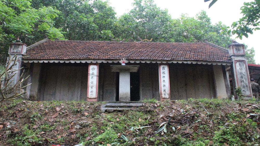 Long Sơn, Sơn Động, Nguyễn Trí Tài, Nguyễn Viết Thinh, Bắc Giang, dòng họ