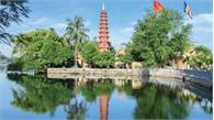 Chùa Trấn Quốc - một trong 10 ngôi chùa đẹp nhất thế giới