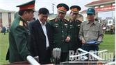 Tân Yên: Nâng cao chất lượng công tác huấn luyện và tuyển quân