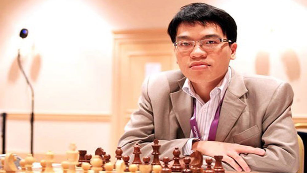Vietnamese chess players still unbeaten at Sharjah Masters