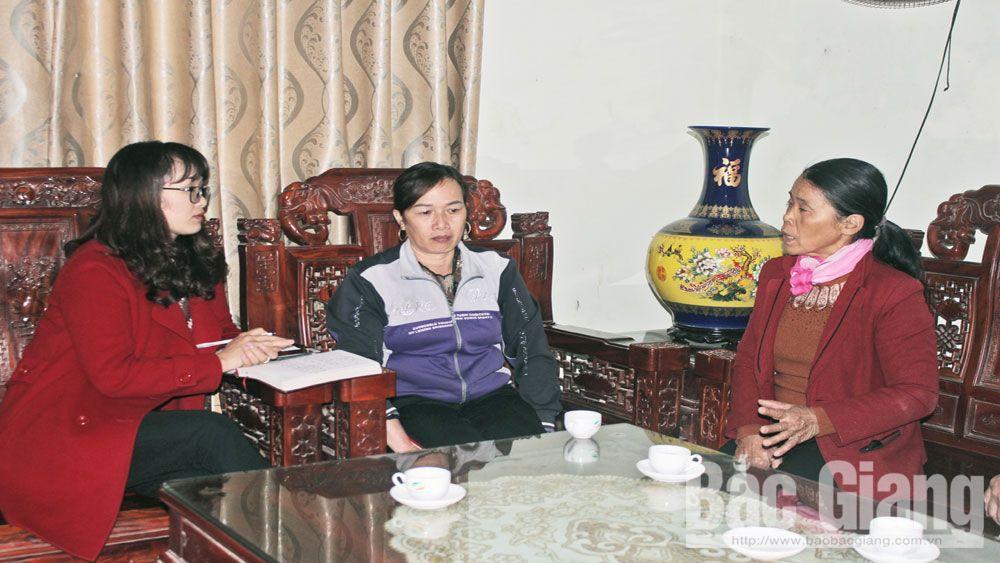Vụ việc Nguyễn Thị Bích Hậu ở xã Việt Ngọc (Tân Yên) bị tố lừa đảo: Chưa đủ căn cứ khởi tố vụ án