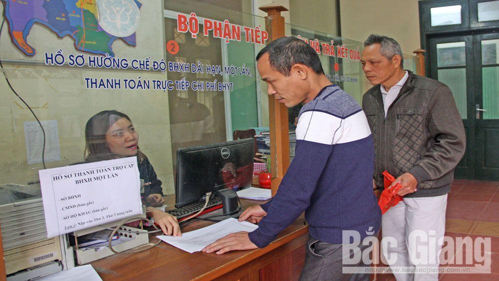 Việt Yên giảm nợ đọng bảo hiểm xã hội, bảo vệ lợi ích người lao động