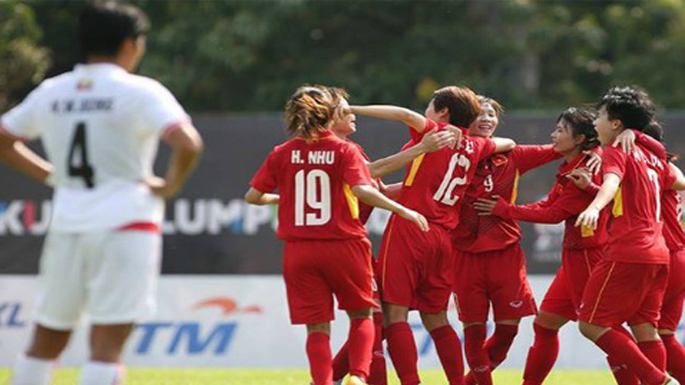 Women's football team head to Uzbekistan for Olympic qualifiers