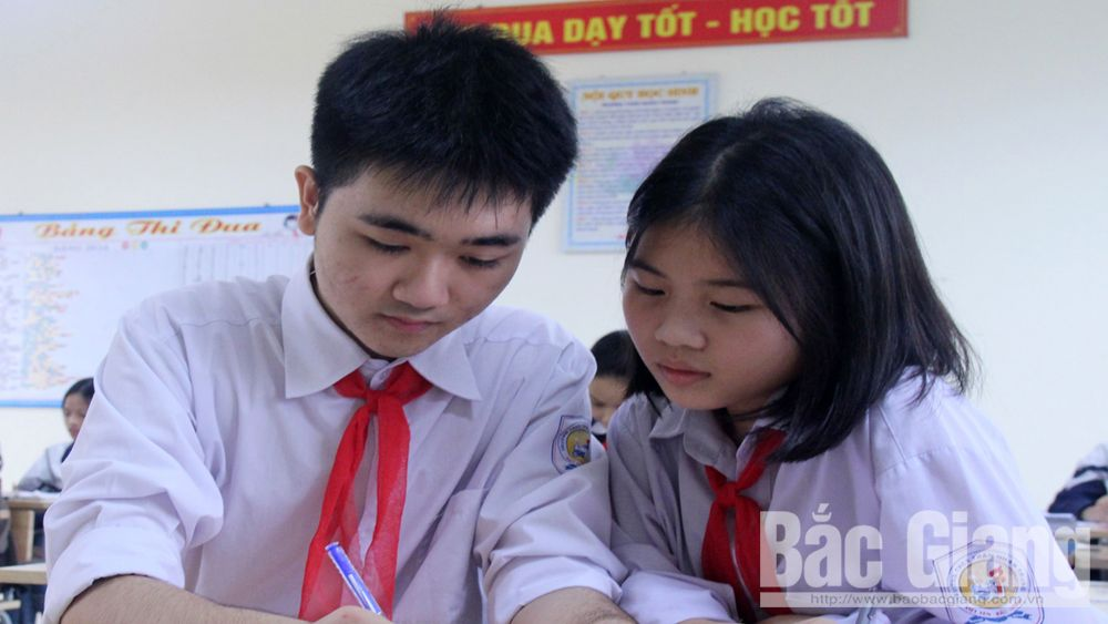 Nguyen Duc Viet and his effective method in English studying