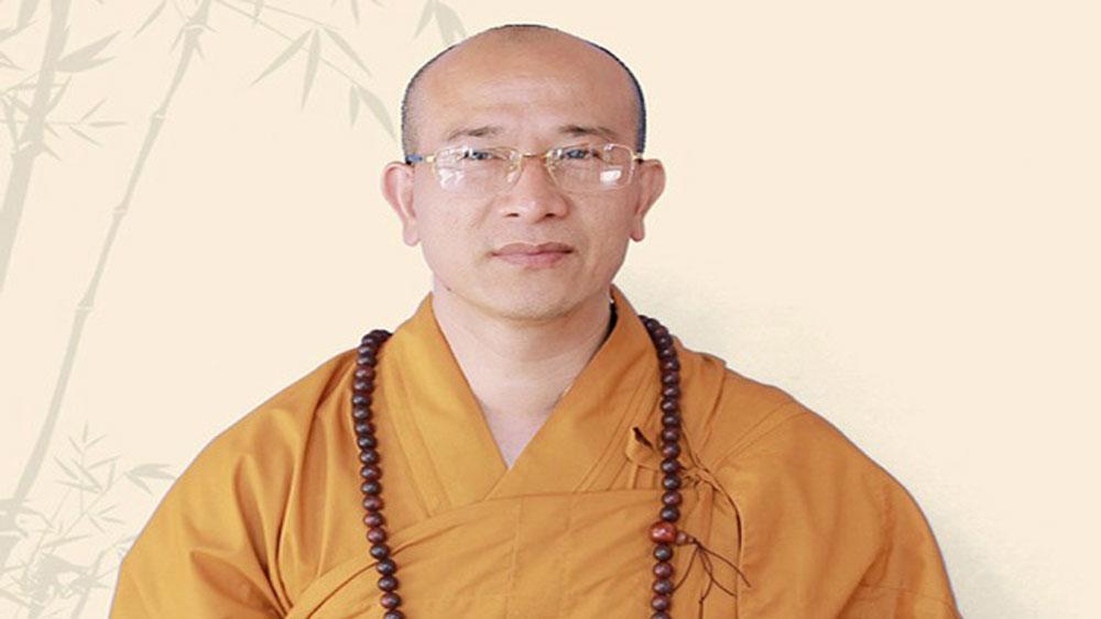 Đại đức Thích Trúc Thái Minh, chùa Ba Vàng, xin lỗi phật tử cả nước