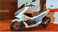 Mẫu xe điện đầu tiên của Honda ở Việt Nam lộ diện