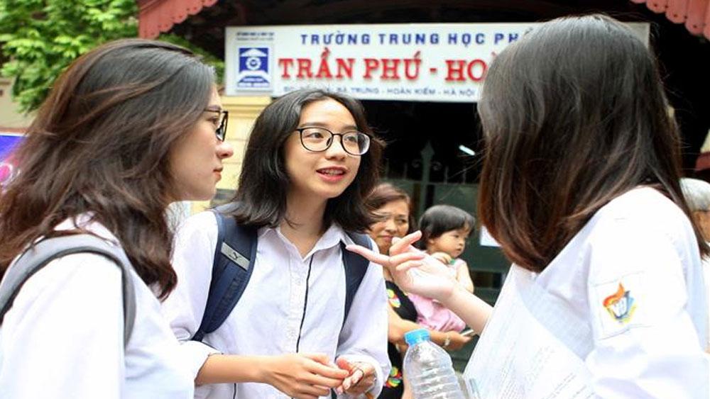 Trường hợp nào được miễn thi Ngoại ngữ tốt nghiệp THPT 2019?