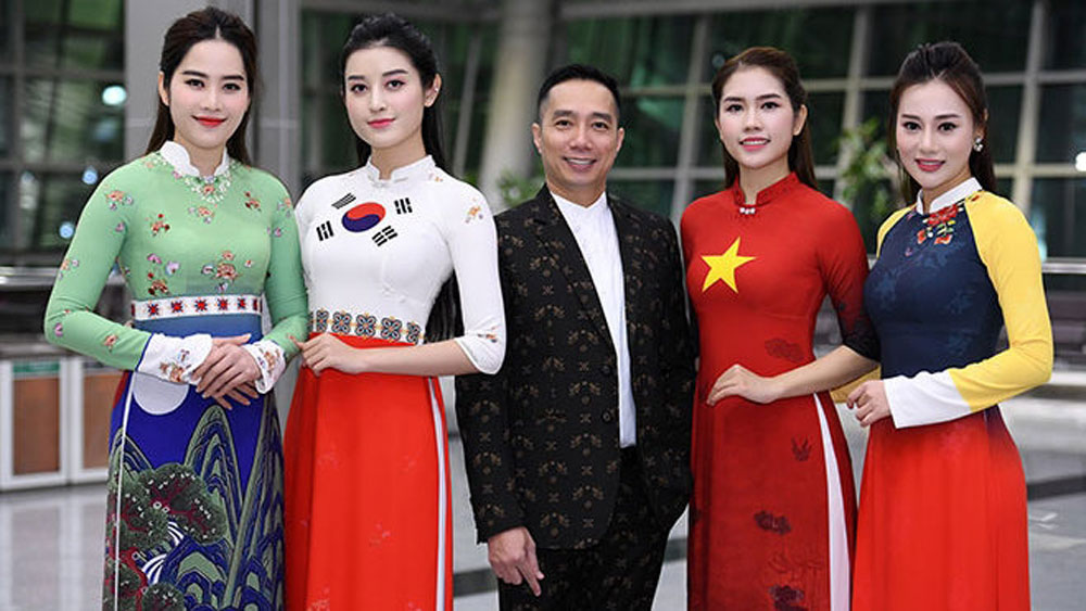 Designer Do Trinh Hoai Nam: My journey with Ao Dai always filled with emotions