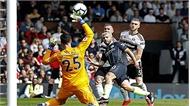 Man City lấy lại ngôi đầu Ngoại hạng Anh