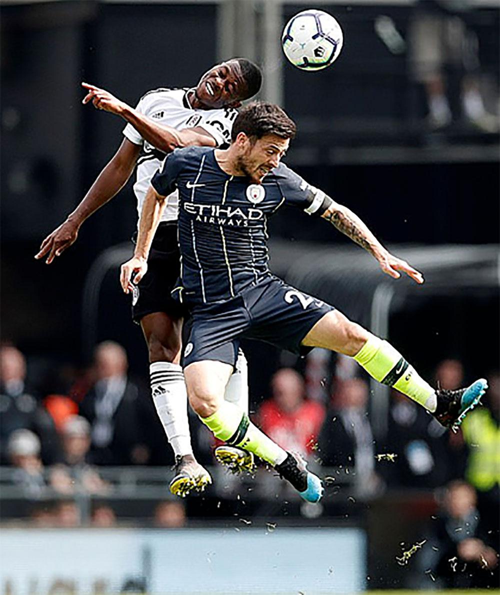 Man City, Fulham, Ngoại hạng Anh
