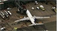 Boeing 737 hạ cánh khẩn ở Mỹ, 7 hành khách nhập viện