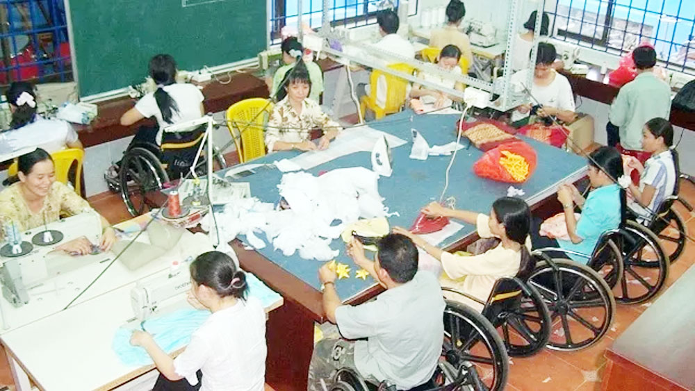 Vietnam targets ensuring equal labour rights for people with disabilities