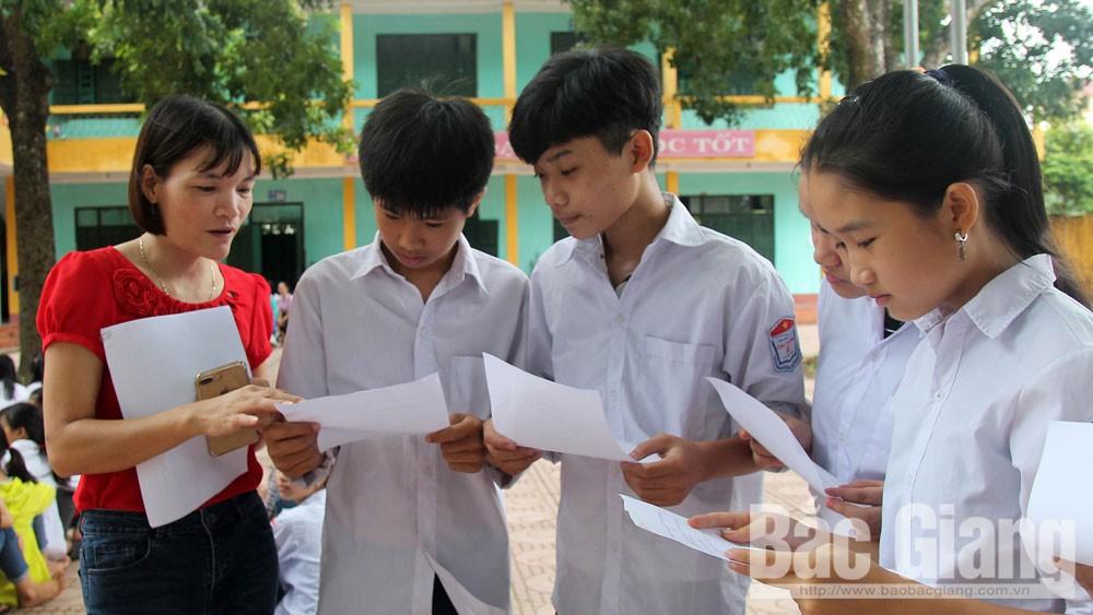 Chuẩn bị tuyển sinh vào lớp 10: Không tạo áp lực với học sinh
