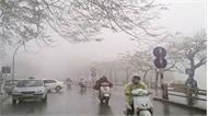 Thời tiết ngày 1-4: Đầu tuần, miền Bắc trở mưa dông gió lạnh