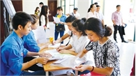 Thí sinh đăng ký dự thi THPT quốc gia từ hôm nay
