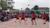 Chung kết giải bóng chuyền năm 2019