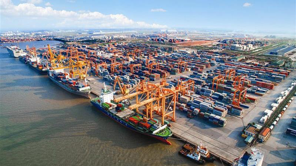Vietnam's trade surplus reaches US$536 million in first quarter