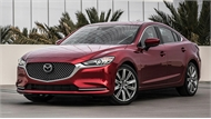 Mazda6 thế hệ mới loại bỏ phiên bản số sàn