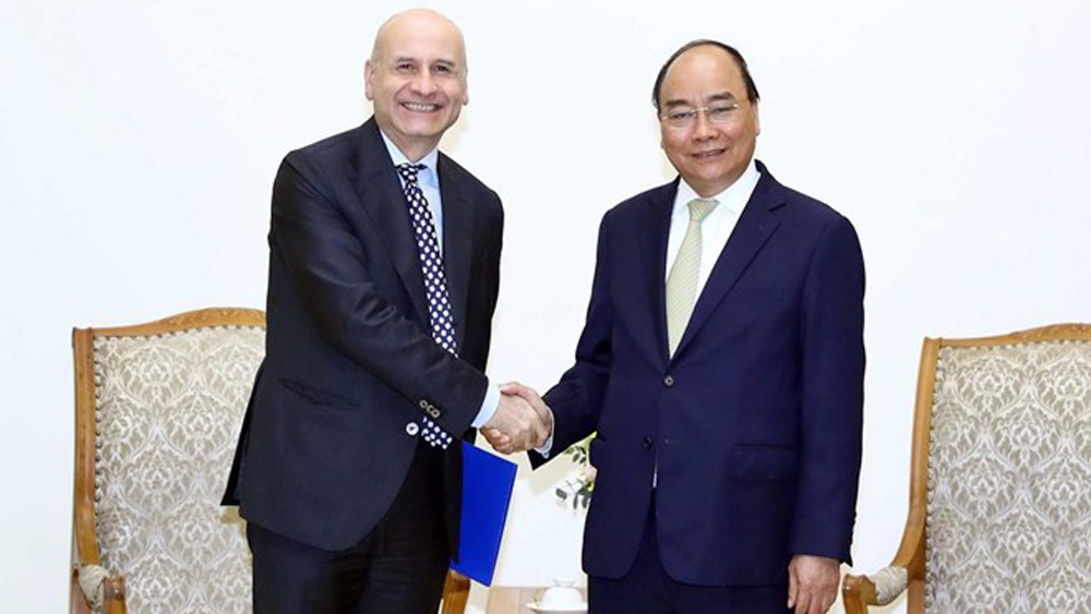 Vietnam, red carpet, Italian investors, Prime Minister Nguyen Xuan Phuc, favourable conditions, trade value, bilateral cooperation