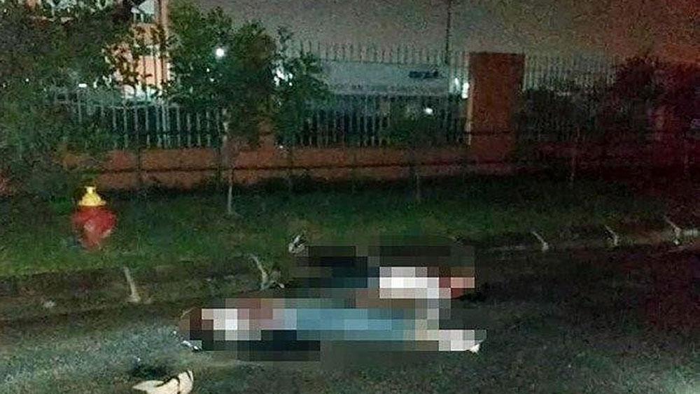 Nam thanh niên, sát hại bạn gái, tự sát ở Hải Phòng, vụ án mạng tại Hải Phòng