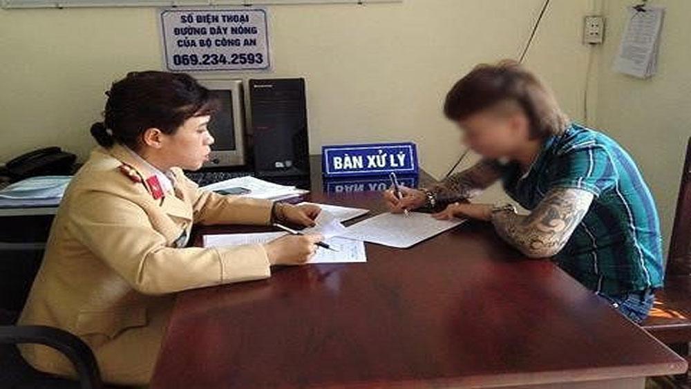 Công an Bắc Ninh, bắt giữ, Khá Bảnh, Ngô Bá Khá, Khá Bảnh bị bắt giữ, đốt xe