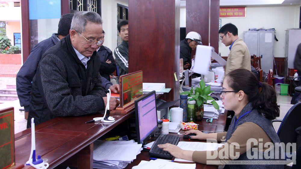 Bắc Giang đứng thứ 3 toàn quốc về chỉ số PAPI