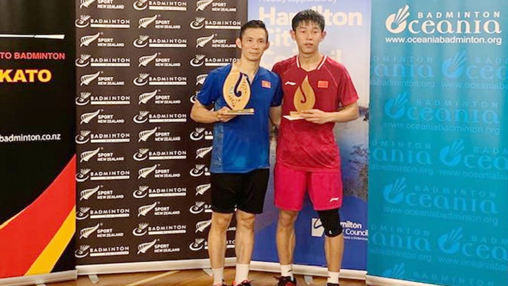 Vietnam badminton ace wins second international title in a week