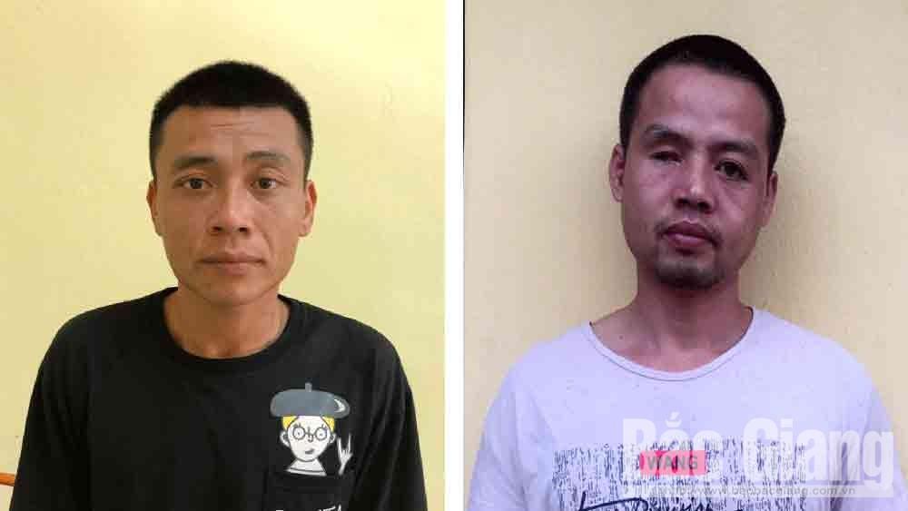 trộm cắp, Lạng Giang, Bắc Giang