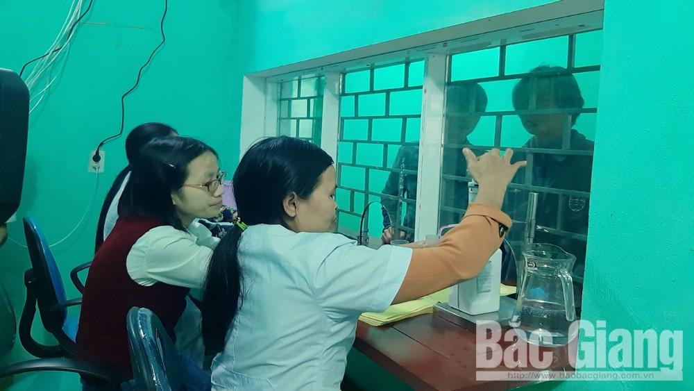 Hiệp Hòa thêm một điểm cấp phát thuốc Methadone tại xã Bắc Lý