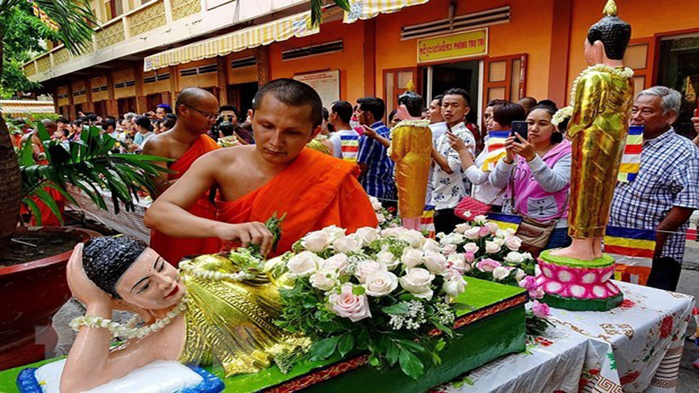 Prime Minister extends greetings on Khmer Chol Chnam Thmay festival