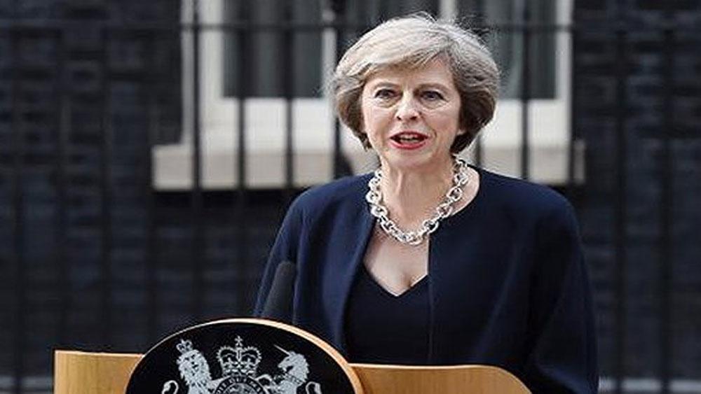 Thủ tướng Anh, đề nghị EU, lùi thời hạn Brexit