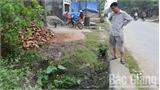 Xử lý dứt điểm cơ sở chăn nuôi gây ô nhiễm môi trường tại xã Danh Thắng (Hiệp Hòa)