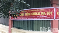 Xóa điểm sử dụng ma túy trái phép tại phường Trần Nguyên Hãn