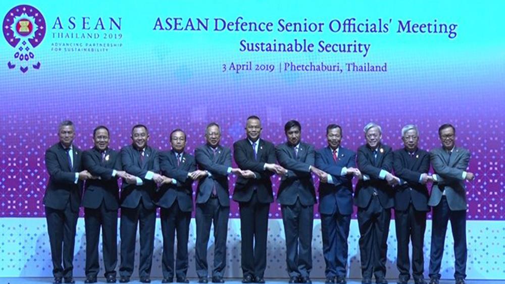 Vietnam attends ASEAN defence senior officials' meeting