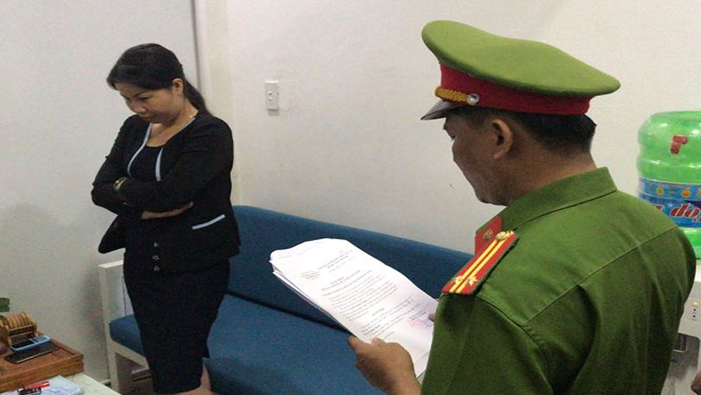 Bắt nữ Tổng Giám đốc, lừa bán đất dự án 'ma', Đà Nẵng, Nguyễn Thị Bích Thuận