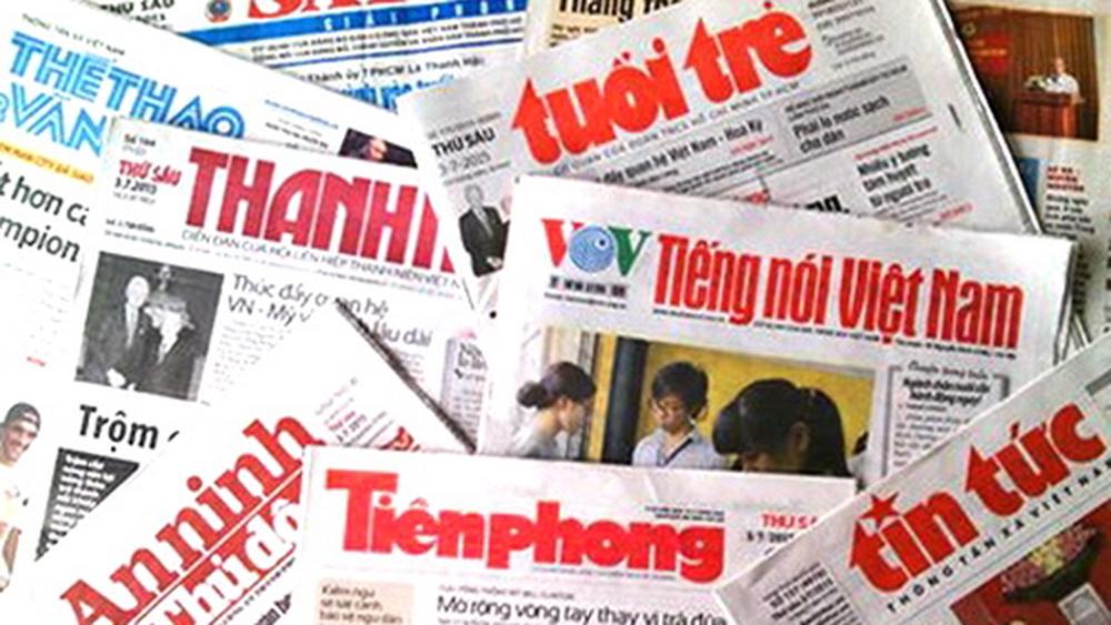 Toàn văn Quy hoạch phát triển và quản lý báo chí toàn quốc đến năm 2025