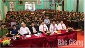Đại hội điểm Hội Cựu chiến binh thị trấn Đồi Ngô